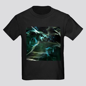 The galaxy in flame T-Shirt