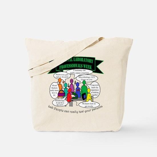 National Laboratory Week Tote Bag