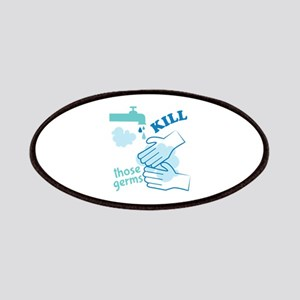 Kill Germs Patch