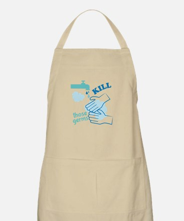 Kill Germs Apron