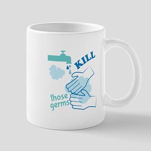 Kill Germs Mugs