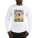 Spring / Pug Long Sleeve T-Shirt