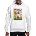 Spring / Pug Hooded Sweatshirt