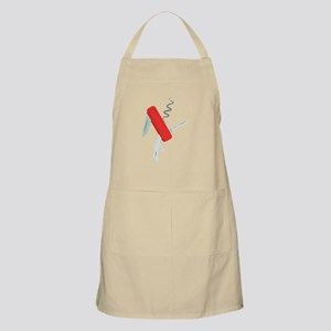 Pocket Knife Apron
