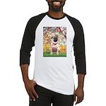 Spring / Pug Baseball Jersey