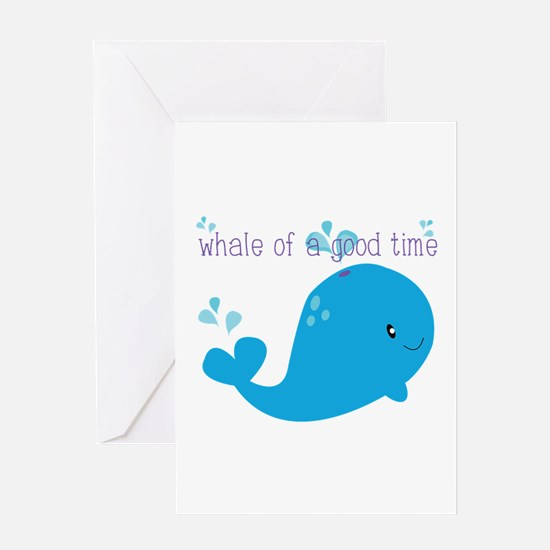 A Good Time Greeting Cards
