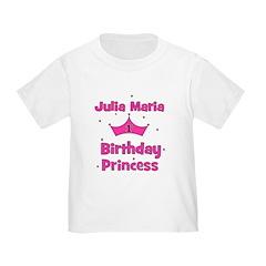 Julia Maria - 1st Birthday Pr T