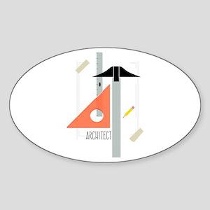 Architect Sticker