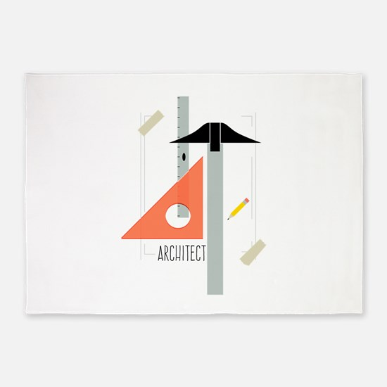 Architect 5'x7'Area Rug