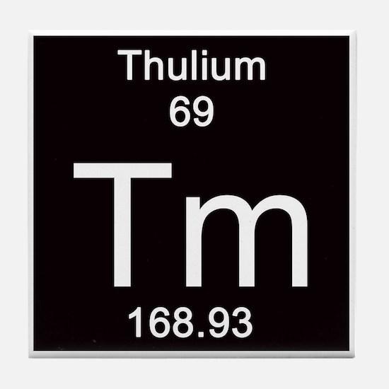 69. Thulium Tile Coaster