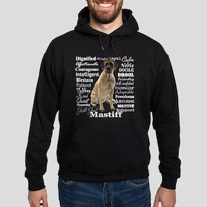 Mastiff Traits Hoodie