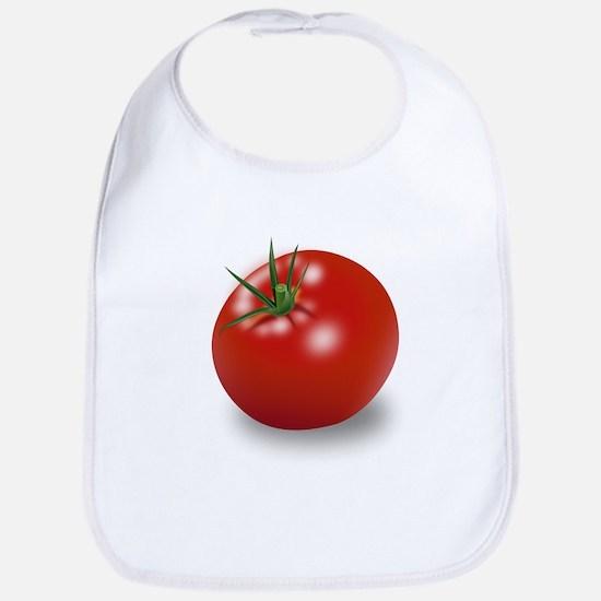 Red tomato Bib