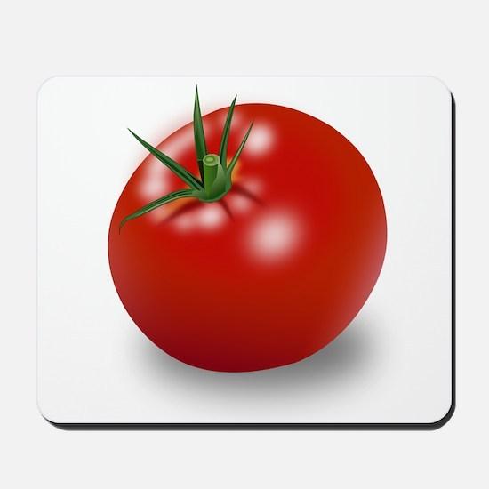 Red tomato Mousepad