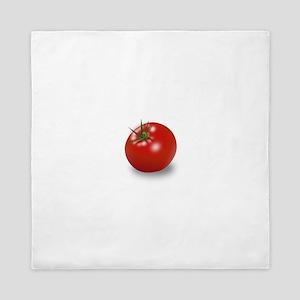 Red tomato Queen Duvet