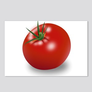 Red tomato Postcards (Package of 8)