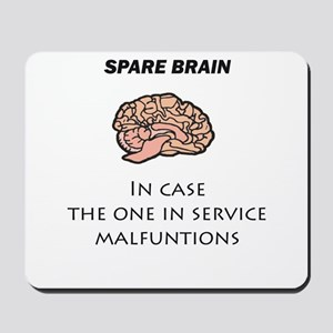 Spare Brain Mousepad