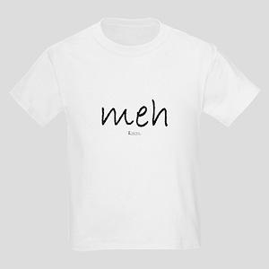 meh -  Kids Light T-Shirt