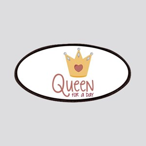 Queen for a Day Patch
