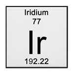 77. Iridium Tile Coaster