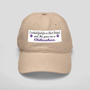 God Gave Me A Chihuahua Cap