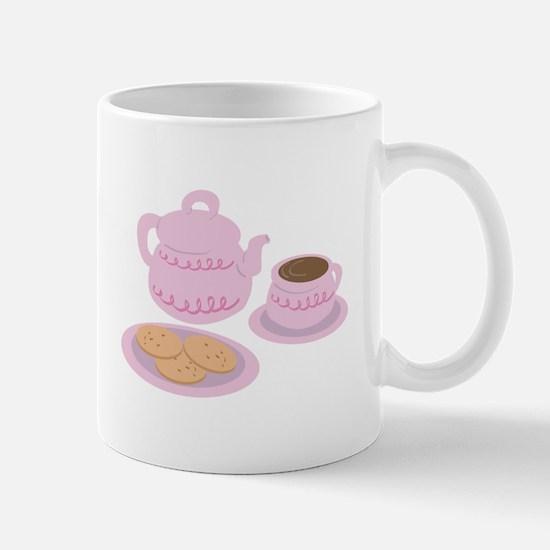 English Tea Time Mugs