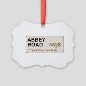 Abbey Road LONDON Pro Picture Ornament
