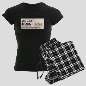 Abbey Road LONDON Pro Women's Dark Pajamas