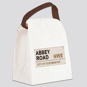 Abbey Road LONDON Pro Canvas Lunch Bag