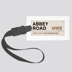 Abbey Road LONDON Pro Large Luggage Tag