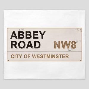 Abbey Road LONDON Pro King Duvet