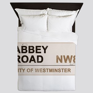 Abbey Road LONDON Pro Queen Duvet