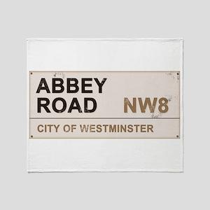 Abbey Road LONDON Pro Throw Blanket