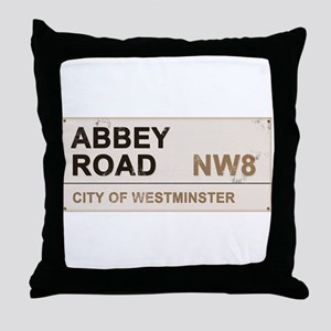 Abbey Road LONDON Pro Throw Pillow