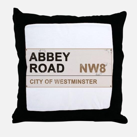 Abbey Road LONDON Pro Throw Pillow