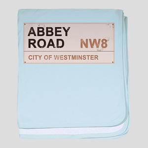 Abbey Road LONDON Pro baby blanket