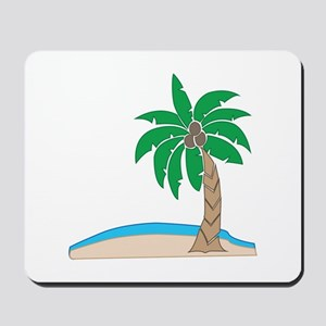 Coconut Palm Mousepad