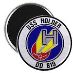 USS HOLDER Magnet