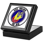 USS HOLDER Keepsake Box