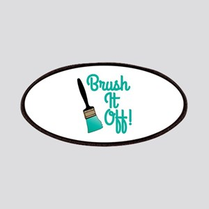 Brush It Off Patch