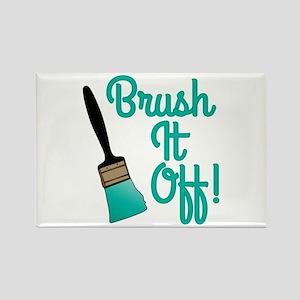 Brush It Off Magnets