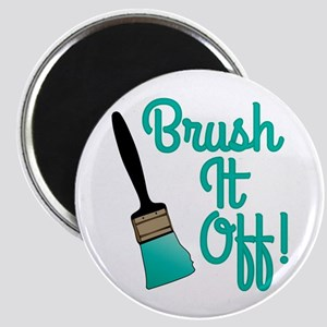 Brush It Off Magnets