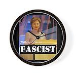 Clinton = Fascist Wall Clock