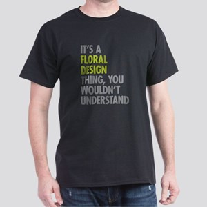 Floral Design Thing T-Shirt