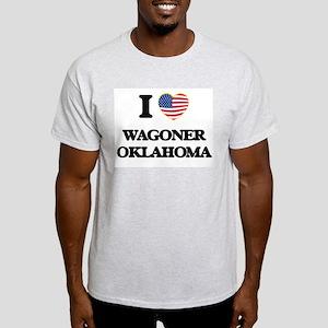 I love Wagoner Oklahoma T-Shirt