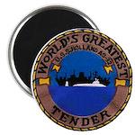 USS HOLLAND Magnet
