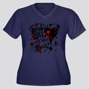 Off WIth Her Head Plus Size T-Shirt