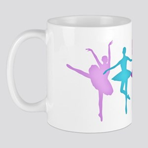 Ballet Sillouettes Mug