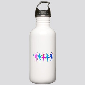 Ballet Sillouettes Water Bottle