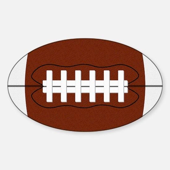 Football Decal