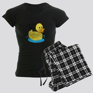 Lucky Duck Pajamas